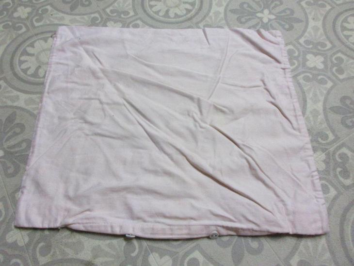 ložní povlečení -polštářek- ružový - Zařízení