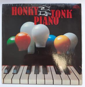 -- LP DESKA - HONKY TONK PIANO - 1986 --