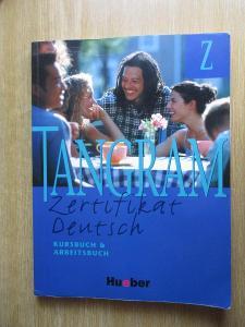 Dallapiazza R.M. - Tangram Zertifikat Deutsch-Kursbuch und Arbeitsbuch