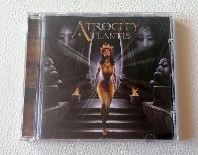 ATROCITY - Atlantis - 1 PRESS 2004