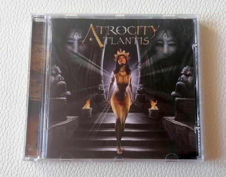 ATROCITY - Atlantis - 1 PRESS 2004 - Hudba
