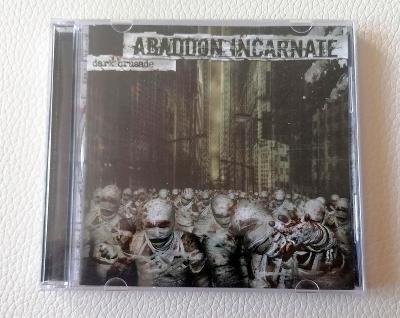 ABADDON INCARNATE - Dark Crusade - 1 PRESS 2004