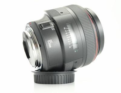 CANON EF 85 mm f/1,2 II L USM TOP