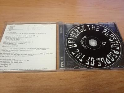 CD    THE PLASTIC PEOPLE OF THE UNIVERSE/HOVĚZÍ PORÁŽKA