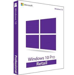 Windows 10 Professional CZ & SK Licence - Rychlé Dodání + Faktura