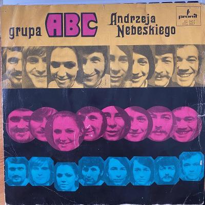Grupa ABC Andrzeja Nebeskiego – Grupa ABC Andrzeja Nebeskiego - LP