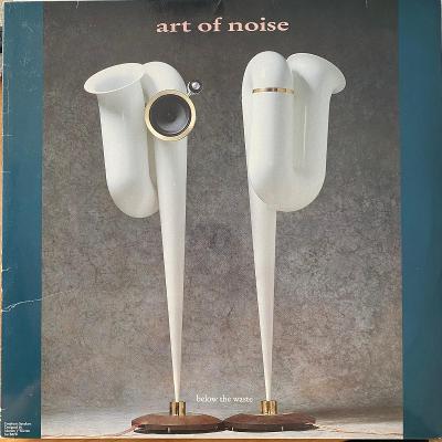 Art Of Noise – Below The Waste - LP vinyl