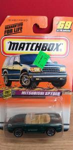 MATCHBOX ´´ MITSUBISHI SPYDER ´´ 1998 #69