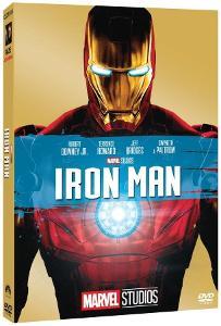 IRON MAN (DVD) - EDICE MARVEL 10 LET
