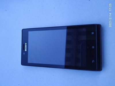 Sony XPERIA ST26i (bez nabíječky).