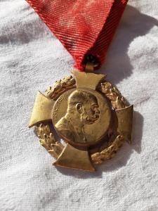 RU - FJ.I.  - Kříž 1848  - 1908 !!!