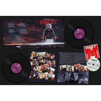 RIOT - ARCHIVES VOL.2:1982-1983 / 2 LP + DVD / LIMITED 400 Ks