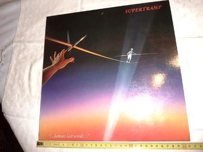 SUPERTRAMP    ... LP deska .. vinyl .. pěkný stav 99%