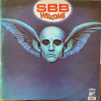 SBB – Welcome - LP vinyl