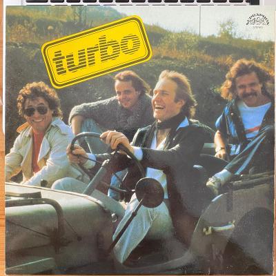 Turbo – Turbo - LP vinyl