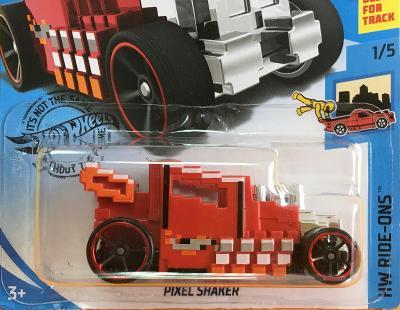 PIXEL SHAKER - Hot Wheels 2020 24/250 (L9-26)