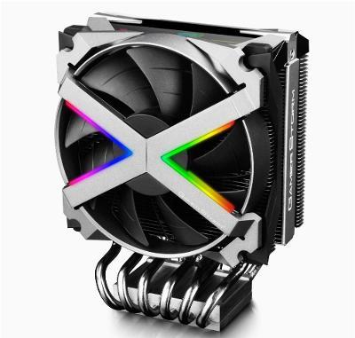 RGB Chladič CPU DEEPCOOL FRYZEN pro AMD