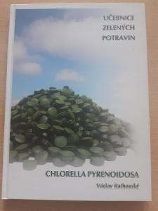 Kniha ucebnice zelenych potravin chlorella