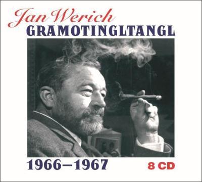 JAN WERICH Gramotingltangl 1966-1967 (8CD)