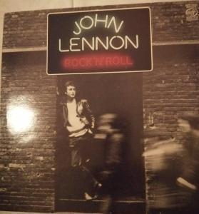 John Lennon Rockn Roll LP  1975