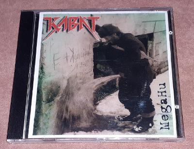 CD - Kabát - MegaHu (1999) / Perfektní stav!
