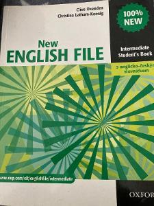 Učebnice new english file