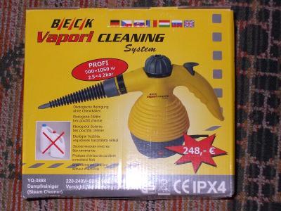 Parní čistič Vapori Cleaning