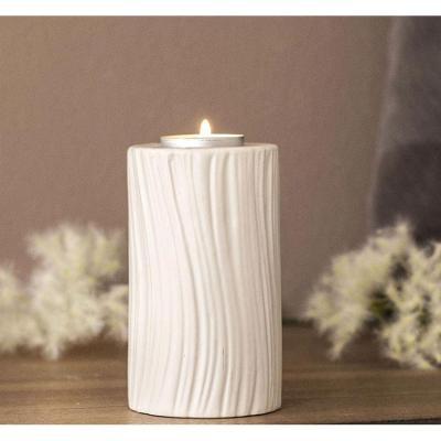 Svícen porcelán velký