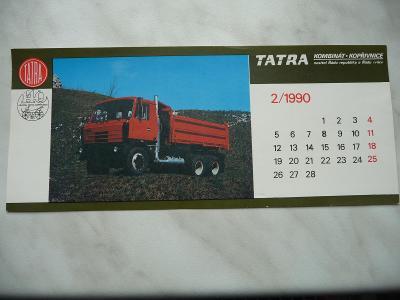 Tatra obrázek ( T-815 sklápěč)