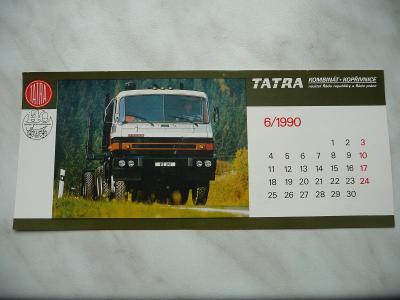 Tatra obrázek (T 815 lesovůz)