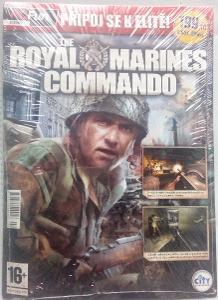 The Royal Marines Commando - oddechová akce, levně!