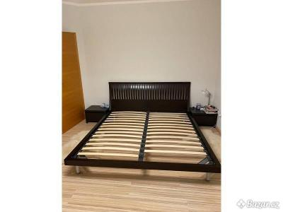Manželská postel - rám