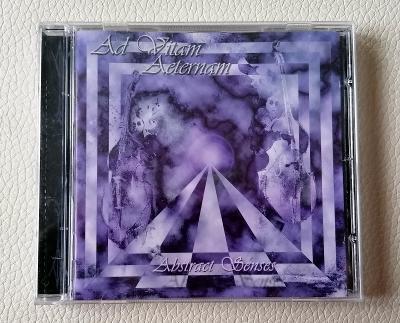 AD VITAM AETERNAM - Abstract Senses - 1 PRESS 2004