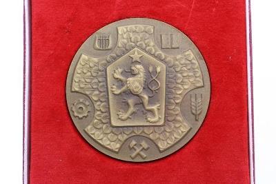 Medaile ZA ROZVOJ NÁRODNÍCH VÝBORŮ