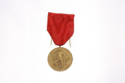 Vyznamenání Za pracovní obětavost Práci čest