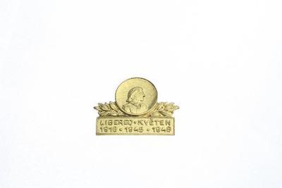Vyznamenání Liberec Květen 1918/1945/1948