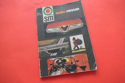 Svět motorů - Auto revue z roku 1977 / retro