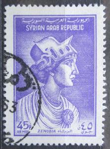 Sýrie 1962 Královna Zenobia z Palmýry Mi# 814 0065
