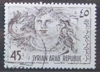 Sýrie 1964 Mozaika Mi# 873 0065