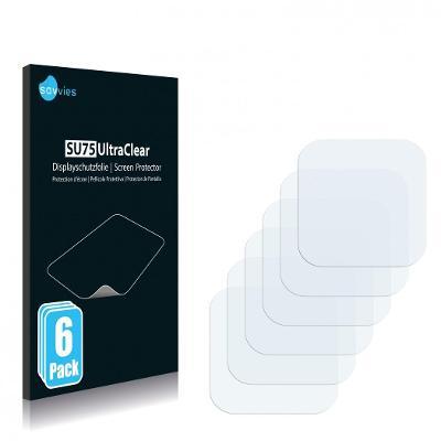 6x Ochranné fólie - GoPro Hero9 Black (přední malý displej)