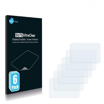 6x Ochranné fólie - GoPro Hero9 Black (zadní velký displej)
