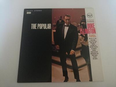 The Popular Duke Ellington - Top Stav - RCA Victor - Germany 1966 - LP