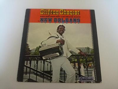 Clifton Chenier - In New Orleans - Top Stav - USA - 1978 - LP