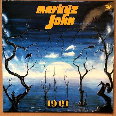 MARKÝZ JOHN - 1991 (MONITOR) TOP STAV