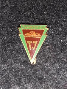 Odznak  TJ  Žarnovica