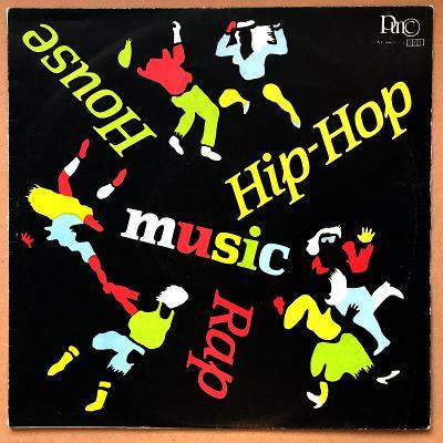 HIP-HOP RAP HOUSE MUSIC (J.A.R., HIPODROM, YANDIM BAND) PUNC 1990