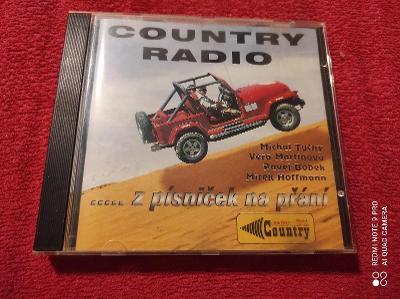 Country Radio cd