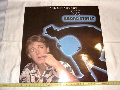 Paul  Mc CARTNEY  . LP deska .. vinyl  ..  VELMI PĚKNÝ STAV  99 %