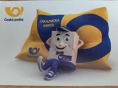 Česká pošta - pohled