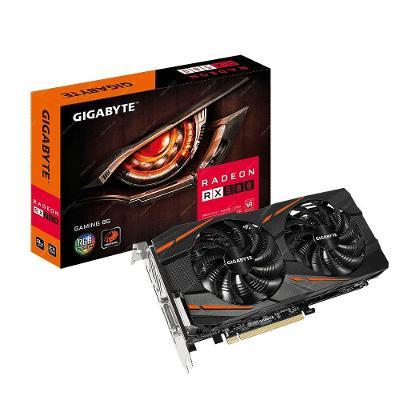 Gigabyte Radeon RX 580 GAMING, 4GB GDDR5